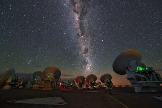黑洞照片没它就不行-中国人也要和它并肩仰望星空