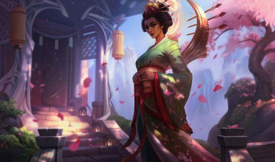 英雄联盟7.7正式补丁:大量英雄调整 神拳盲僧亮相