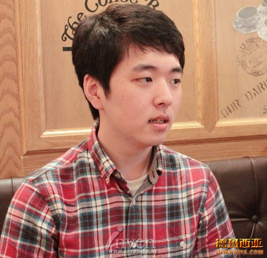 专访Ryu:羡慕insec 想登上总决赛舞台